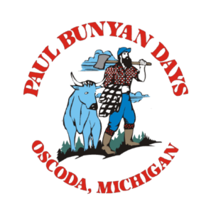 Paul Bunyan Days OscodaAuSable Chamber Of Commerce - Paul bunyan in us map