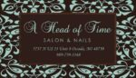 A Head of Time Salon
