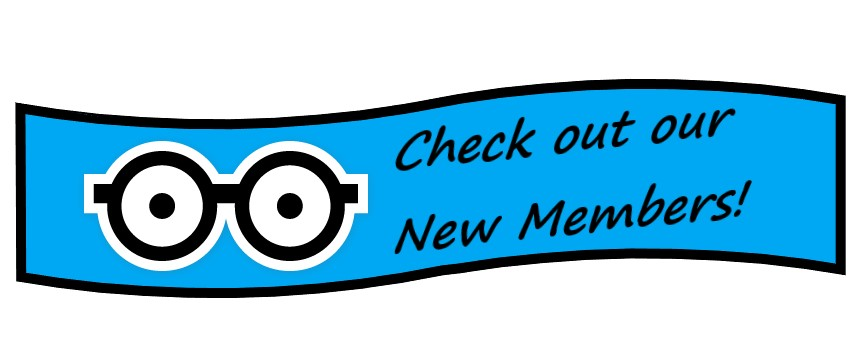 Check Out Our New Members