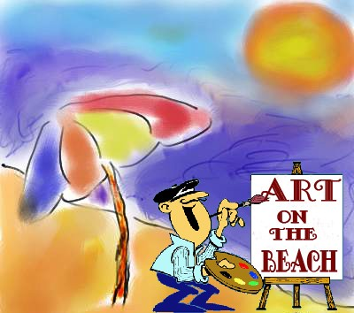 Art on the Beach 2020